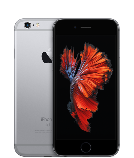 Apple iPhone 6s - 128GB (Space Grey)