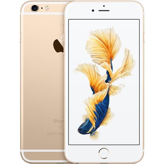 Apple iPhone 6s 16GB - Gold MKQL2 A1688